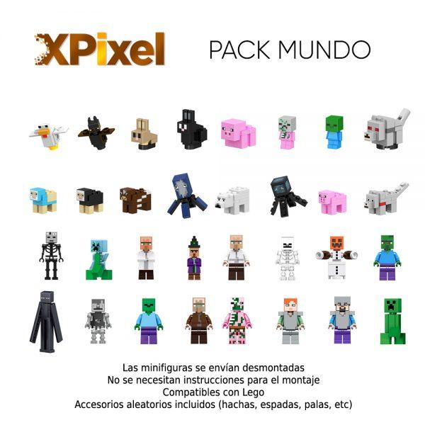 Pack Mundo