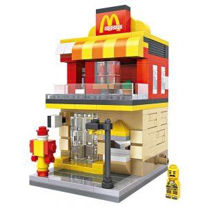Hamburguesería McDonalds